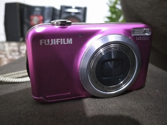 Câmera Fotográfica Fujifilm 14 Mpx Semi Nova