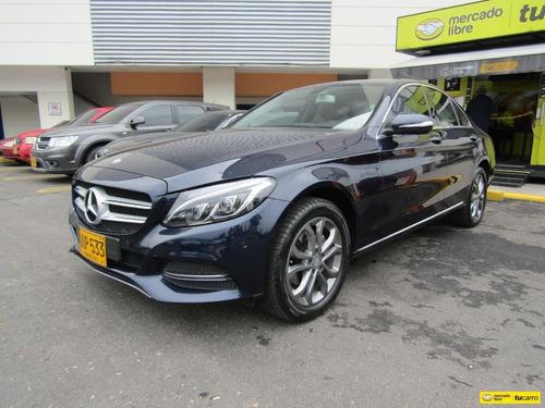 Mercedes-benz Clase C Limited Plus 1.6