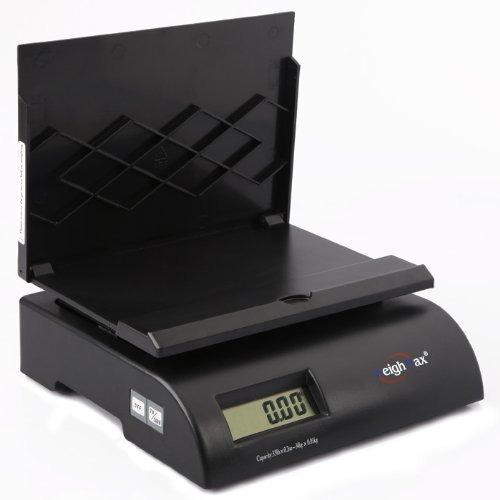 Báscula Postal Digital Weighmax, Negra (w-2822-35-blk)