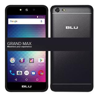 Celular Blu Grand Max Tela 5.0 1gb Ram Cameras 8mp Android 6