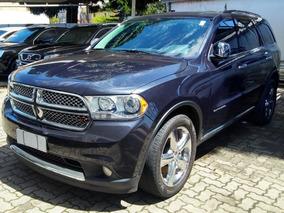 Dodge Durango Citadel 3.6 4x4 2013 Cinza Gasolina
