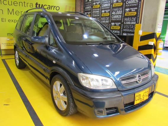 Chevrolet Zafira Mt 2000 7psj