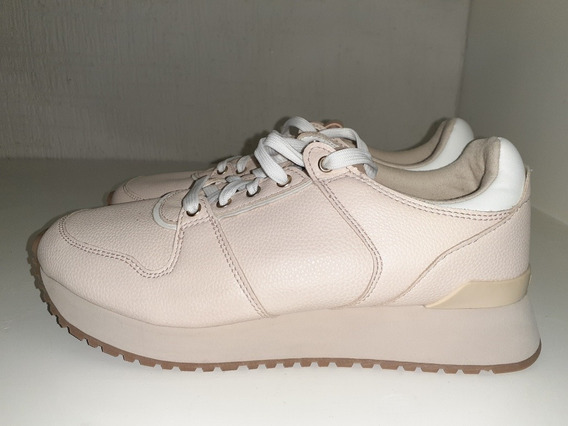 Hermosos Sneakers Marca Pull And Bear