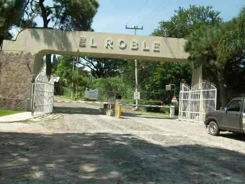 El Roble Residencia Campestre En Renta El Arenal Jal.