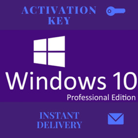 Windows 10 Pro - Activation Key