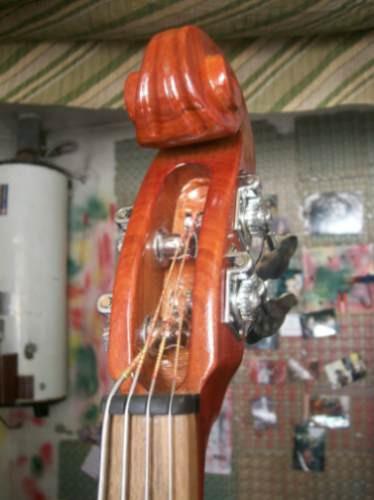 Contrabajo Electrico De Luthier Nazaro Baby Bass