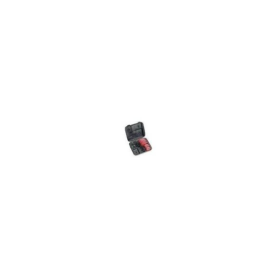 Pincadores Del Anillo De Combinación 12pcs Fijados W / Cs
