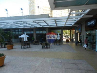Sala Comercial Para Locação, Barra Da Tijuca, Rio De Janeiro. - Sa0025