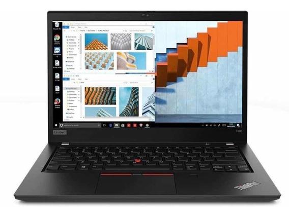 Notebook Lenovo Thinkpad T490 Intel I5 8°ger. Ddr4 Ssd