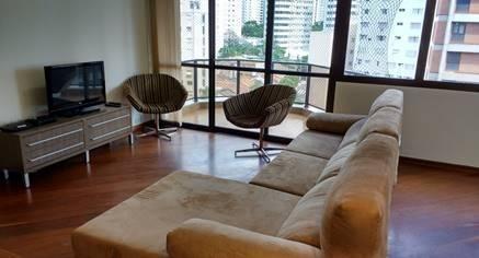 Imagem 1 de 21 de Apartamento Com 4 Dormitórios Para Alugar, 174 M² Por R$ 11.500,00/mês - Paraíso - São Paulo/sp - Ap14983