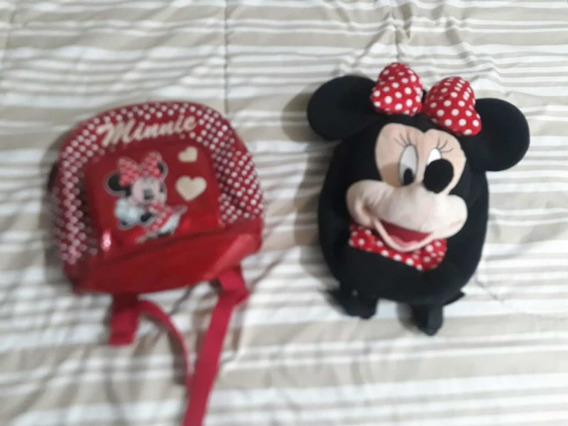Mochilas Minnie Disney Impecables