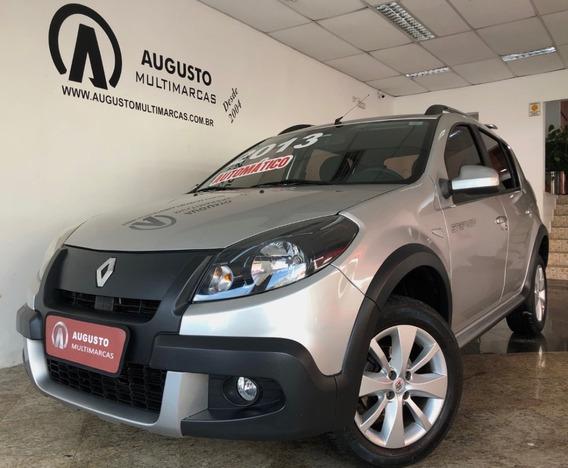 Renault Sandero Stepway 1.6 Hi-flex (aut) 2013