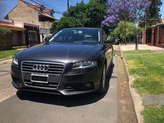 Audi A4 1.8t Cuero Multitronic Impecable