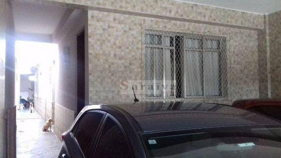 Sobrado Com 3 Dormitórios À Venda, 177 M² Por R$ 350.000 - Cooperativa - São Bernardo Do Campo/sp - So0026