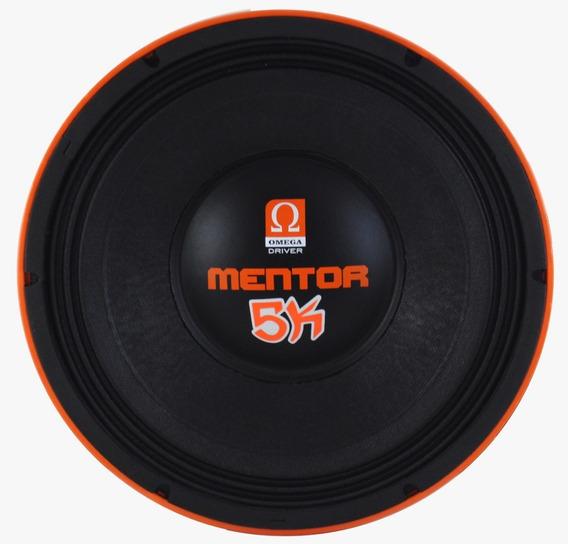 Alto Falante Woofer Omega Driver Mentor 5k 12 Pol 2500 W Rms