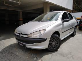 Peugeot 206 1.0 Soleil 16v Gasolina 4p Manual