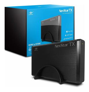 Vantec Nexstar Tx 3.5-inch Usb 3.0 Duro Conducir Recinto (ns