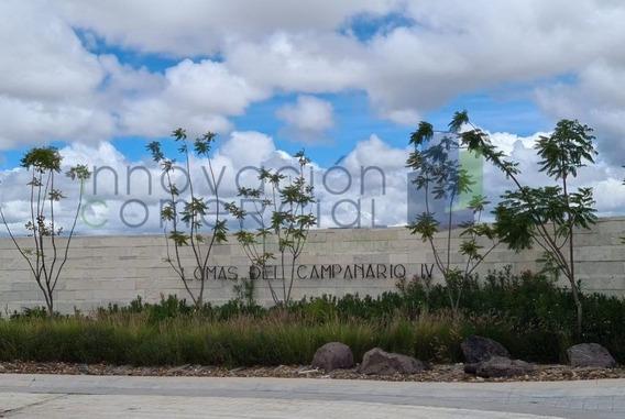 Lomas Del Campanario Iv, Terreno Habitacional En Venta Dentr