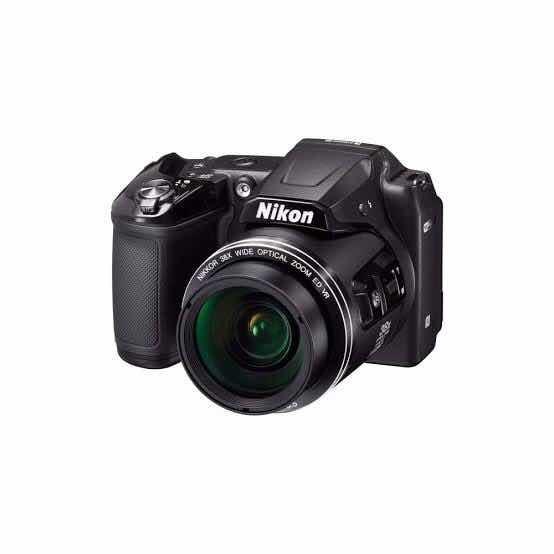 Câmera Nikon Semiprofissional L840 Seminova