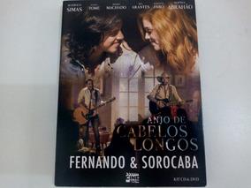 Dvd Fernando E Sorocaba - Anjo De Cabelos Longos (cd+dvd)