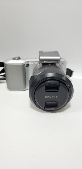 Câmera Sony Alpha Nex3