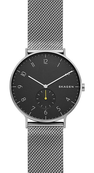 Relógio Masculino Skagen Aaren Grafite - Original