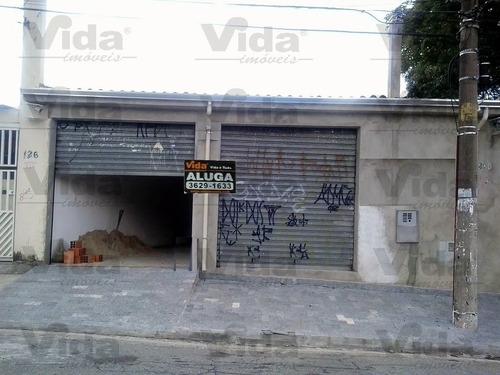Salão Comercial Para Aluguel, 100.0m² - 32315