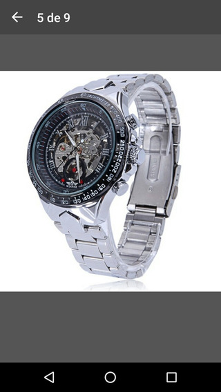 Relógio Oulm Modelo 2016 Importado.