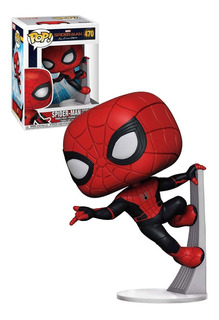 Funko Pop! - Spiderman Upgraded Suit #470 - Far From Home