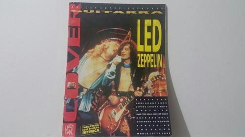 Revista Led Zeppelin Cover  - Tablaturas -original !
