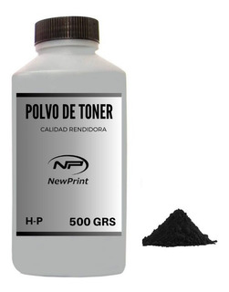 Polvo Para Recarga Toner Especifico H P 500 Gr Premium