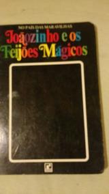 Livro Joãozinho E Os Feijões Mágicos Conservado