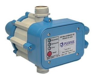 Control Automatico De Presion Pluvius Presurizador Skf 396!