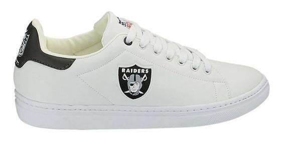 Tênis Sintetico Oakland Raiders Nfl