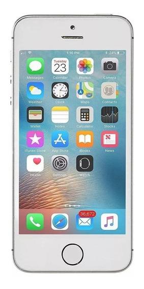 Apple iPhone 5s 16 Gb Plata Reacondicionado Iphme5s16g
