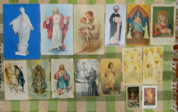 Hermosa Coleccion De Estampas Religiosas