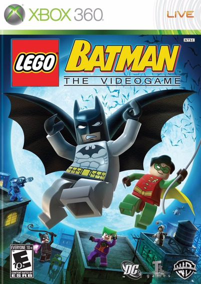 Lego Batman X360