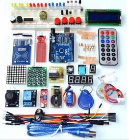 Uno Kit R3 Atualizada Do Starter Kit Do Rfid Suíte Lcd1602