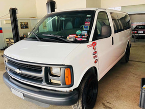 Chevrolet Van Americana V8 Express 1500 V8