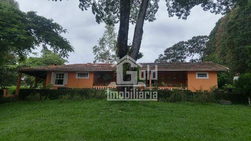 Sitio Com 3,66 Hectares Com Casas, Barracão, Represa, Curral, Pastagem Na Região De Tatui-sp - Si0082
