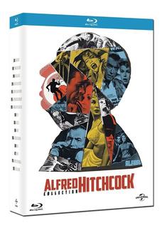 Blu Ray Alfred Hitchcock Collection - Box 15 Filmes, Lacrado