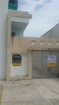 Casa En Renta, Fracc. Las Palmas, Coaztacoalcos Ver.