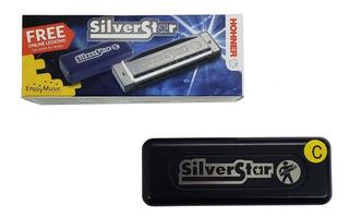Armonica Hohner Silverstar