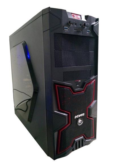 Computador Gamer I5 / 8gb / Ssd 240gb / R7 360 / Fonte 520w
