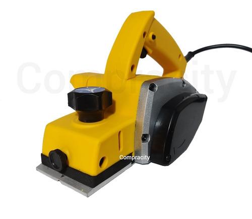 Cepillo Electrico De Carpinteria Para Madera Cuchilla Afilar