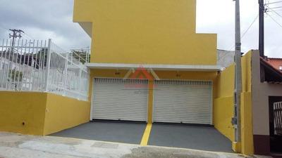Sala Comercial Para Venda E Locação, Braz Cubas, Mogi Das Cruzes. - Sa0047
