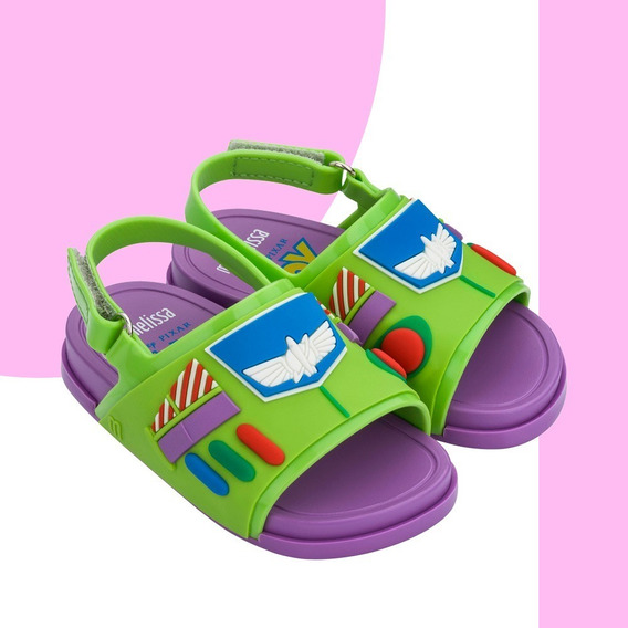 Mini Melissa Beach Slide + Toy Story - Original