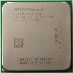 Processador Phenom X4 9500 Am2 + Quad-core (2.2 Ghz/2 M/95w