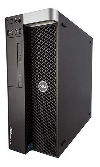 Workstation Dell Precision T3610 Xeon 8g Ddr3 1tb Nfe