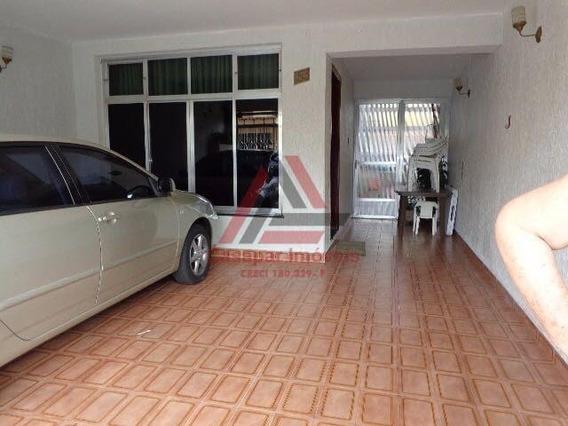 Casa Com Edícula B. Mauá - 134m² 2 Dorms E 2 Vagas - 1806
